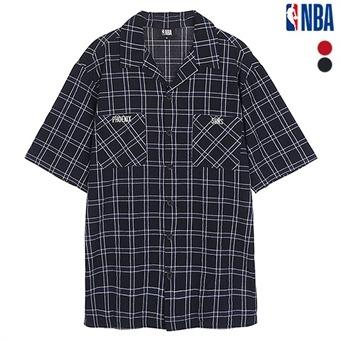 남성 피닉스 선즈 오버핏 파자마 셔츠 (N192Z5323P)