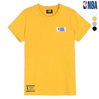 유니 NBA 스몰로고 반팔 티셔츠(N192TS911P)