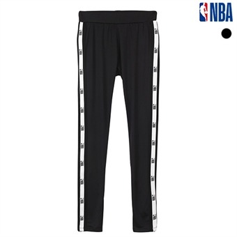 여성 NBA 와끼 러셀테잎 레깅스 (N192TP791P)