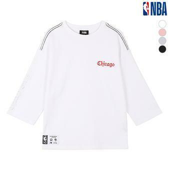 유니 시카고불스 한문시리즈 7부 티셔츠(N192TS030P)