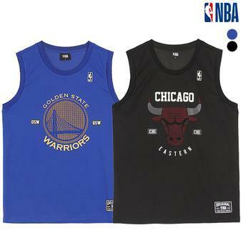남성 NBA 메쉬 실리콘점박 민소매 티셔츠 (N192Z9451P)