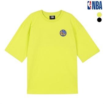 유니 골든스테이트 워리어스 오로라 3M본딩 티셔츠(N192TS127P)