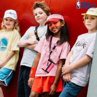 [NBA KIDS] NBA팀 로고 티셔츠 (K192TS020P)