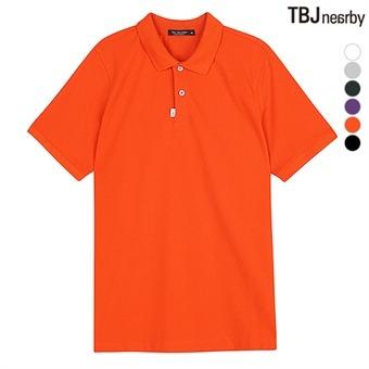 유니 기본 PQ 카라 티셔츠(T192TS200P)