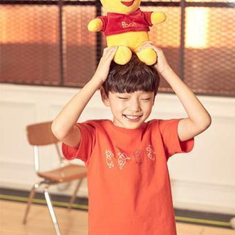 아동 POOH 티셔츠 - 1(T192TS011P)