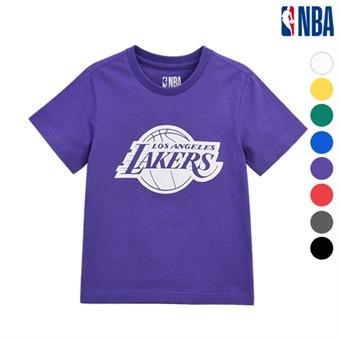 [NBA KIDS] NBA팀로고 기획 티셔츠 (K192TS921P)
