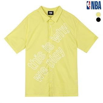 유니 골든스테이트 워리어스 반팔 셔츠 (N192SH132P)