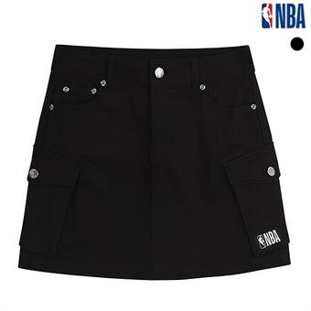 여성 NBA 건빵포켓 스커트 (N192SK712P)