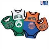 [NBA KIDS] LAL 원형로고 BABY SUIT TO (K192TO221P)