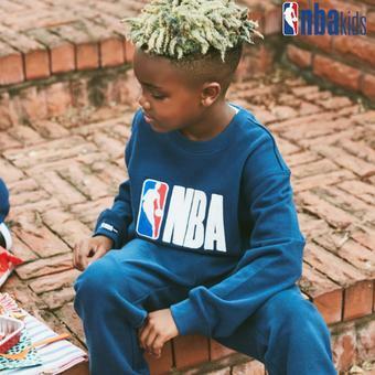 [NBA KIDS] NBA 리얼 에센셜 맨투맨 (K193TS101P)