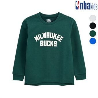 [NBA KIDS] NBA 팀명 에센셜 베이직 티셔츠(K193TS012P)