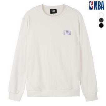 NBA 기획 SMALL LOGO 맨투맨(N193TS955P)