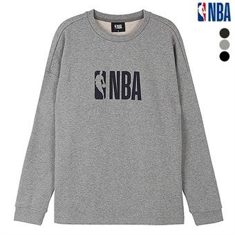 NBA 기획 SMALL LOGO 맨투맨(N193TS958P)