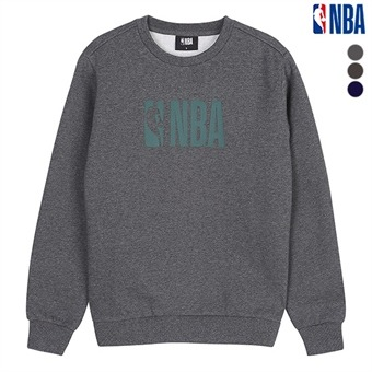유니 NBA 기획 BIG LOGO 맨투맨 (N194TS953P)