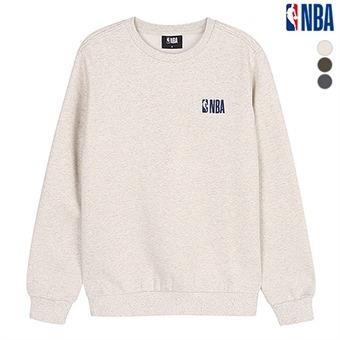 유니 NBA 기획 SMALL LOGO 맨투맨 (N194TS955P)