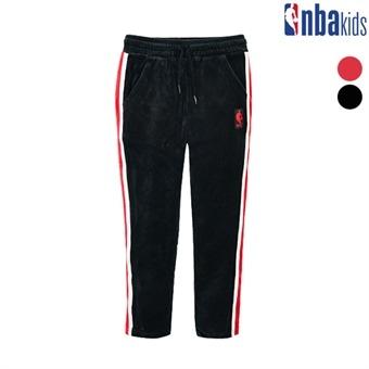 [NBA KIDS]NBA 벨로아 트레이닝 팬츠 (K194TP801P)