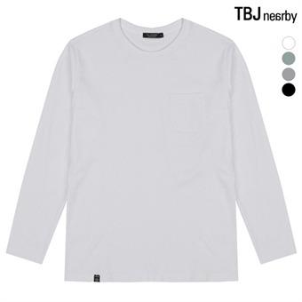 유니 포켓 티셔츠(T195TS010P)