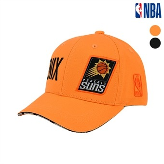 [NBA KIDS] 샌드위치레터링 장식 볼캡 (K195AP417P)