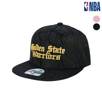 [NBA KIDS] 레터링 자수포인트 스냅백 (K195AP616P)