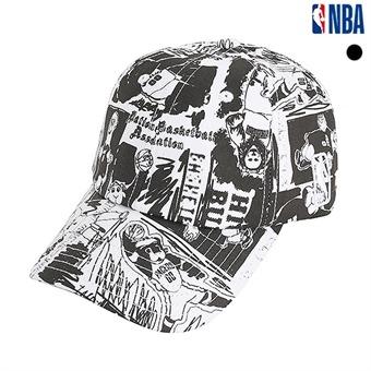 NBA 그래피티 볼캡 (N195AP271P)