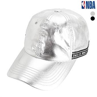 NBA 레터링 테이프 볼캡 (N195AP273P)