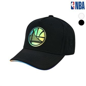 [NBA KIDS] 골든스테이트 워리어스 로고 포인트 볼캡 (K195AP416P)