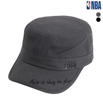 NBA 고주파 장식 솔리드 밀리터리캡 (N195AP932P)