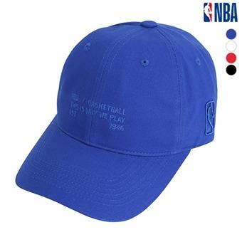 NBA 타이핑 자수 포인트 볼캡 (N195AP040P)