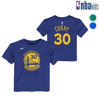 [NBAxNIKE] 플레이어 네임&백넘버 티셔츠 [프리스쿨] (K195TS061P)