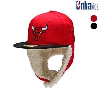 [NBA KIDS] 시카고불스 귀달이 스냅백 모자(모혼방) (K195AP123P)