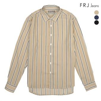 남성 온부 기본 카라 폴리 ST 셔츠 (F92M-SH022A)