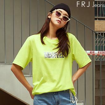 [FRJxMARVEL] 아트웍 로고 티셔츠 (F92U-TM314B)