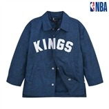 [NBA KIDS] SAC KINGS KIDS 코치 자켓 (N181JP501P)