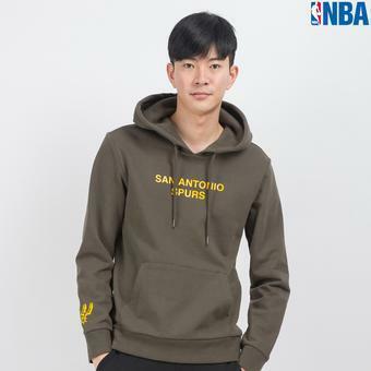 유니 NBA팀명 프린트 후드 티셔츠 (N171TH960P)