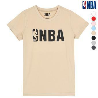 유니 NBA BASIC 로고 반팔티셔츠 (N162TS951P)