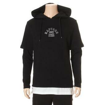 남성 토렌토 랩터스 레이어드 후드 티셔츠 (N163TH340P)