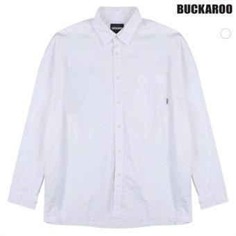 유니 CN소재 오버사이즈 셔츠(B163SH310P)