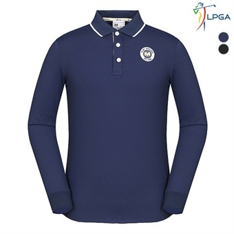 남G 라인포인트 요꼬에리 티셔츠(L163TS222P)