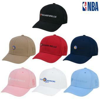 [NBA KIDS] NBA팀로고 미니 실리콘장식 볼캡 (N185AP509P)