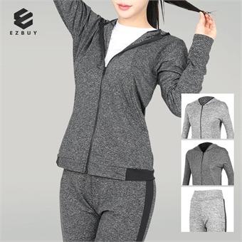 에어페브릭 뷰티라이트 여성 날씬한 트레이닝 세트(AX02TP003W)/아웃도어/추리닝/등산복/작업복/