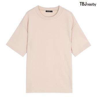 남성 분또 배색 티셔츠(T182TS140P)